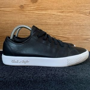 Converse Leather Chuck Taylor Cupsole Ox Womens 10